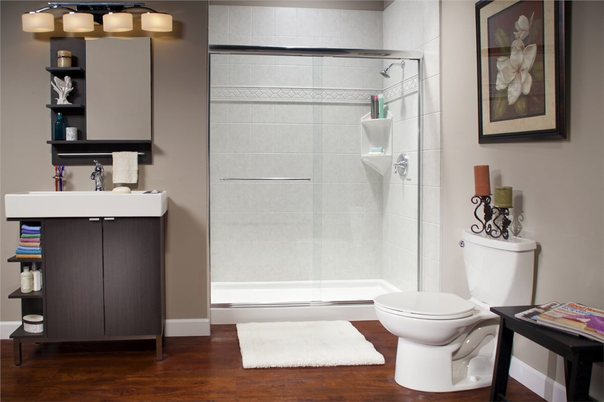 How To A Contractor For Bathtub To Showers Aliso Viejo Conversion